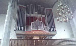 Beckerath-Orgel in Bielefeld
