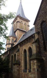 Sylvestrikirche in Wernigerode