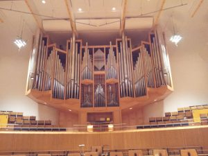 Orgel im Bamberger Konzerthaus